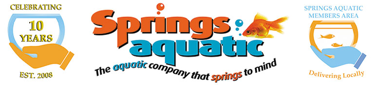 Springs Aquatic : The aquatic company that springs to mind!
