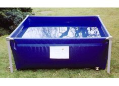 Springs aquatic portable pond hire for Temporary koi pond